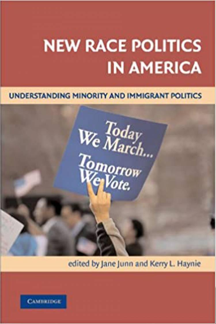 New Race Politics in America cover