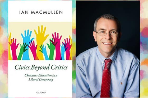Civics beyond critics book cover next to macmullen