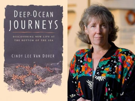 Deep-Ocean Journeys by Cindy Van Dover