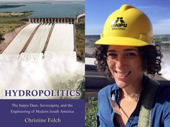 Hydropolitics by Christine Folch