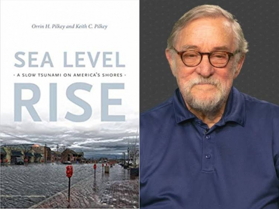 Sea Level Rise by Orrin Pilkey