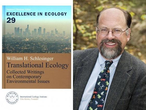 Translational Ecology by William Schlesinger
